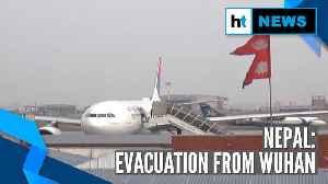 Coronavirus: Nepal sends aircraft to Wuhan for evacuation of its citizens [Video]