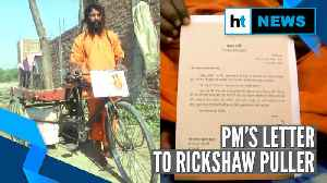 PM Modi sends letter to rickshaw puller on daughter's wedding [Video]