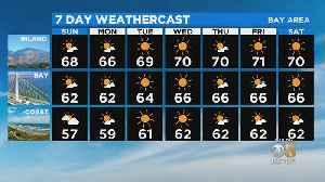 Saturday Evening Forecast With Darren Peck [Video]