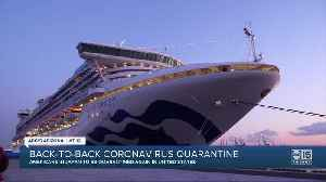 News video: U.S. State Department will evacuate Americans from quarantined cruise ship Sunday