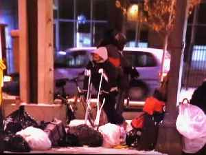 Freezing temperatures taking toll on homeless in Denver [Video]