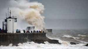 Scottish borders braced for Storm Dennis [Video]