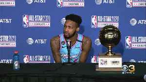 Chester Native Wins Slam Dunk Contest At NBA All-Star Weekend In Chicago [Video]