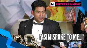 Bigg Boss 13 winner Sidharth Shukla on defeating Asim, ties with Shehnaaz [Video]