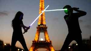 Star Wars Fans, Check Out This French Lightsaber Tournament! [Video]
