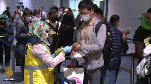 Indonesia fears grow over coronavirus threat [Video]