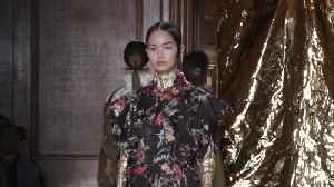 London Fashion Week: Preen by Thornton Regazzi [Video]