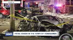 Police release identities of those killed in Town of Tonawanda crash [Video]