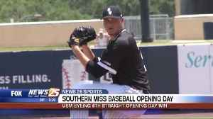 Southern Miss eyeing sixth straight opening day win [Video]