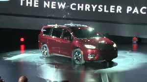2021 Chrysler Pacifica Reveal [Video]