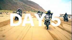 BMW Motorrad International GS TROPHY OCEANIA 2020 Day 5 [Video]
