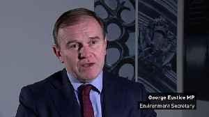 Environment Secretary defends flood response [Video]