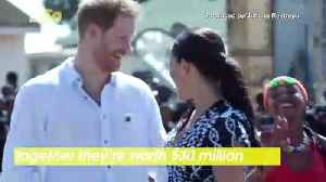 How Much Money Meghan Markle & Prince Harry Will Need to Keep up With Their Lavish Lifestyle Post 'Megxit' [Video]