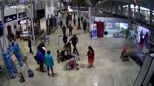 Airport personnel save elderly man suffering from cardiac arrest in east India [Video]