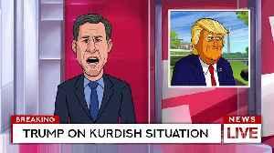 Our Cartoon President S03E05 [Video]
