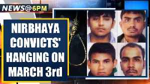 Nirbhaya Case: New death warrant issued, 4 convicts to be hanged on March 3rd at 6 am|OneIndia News [Video]