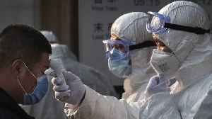 1,700 Medical Workers in China Infected With Coronavirus [Video]
