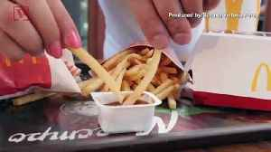 Chinese Fast-Food Companies Are Doing 'Contactless' Deliveries in Wake of Coronavirus [Video]