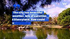 Anaheim Named America's Best City for Reducing Stress [Video]