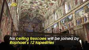 Why the Sistine Chapel Will Become Even More Extravagant [Video]