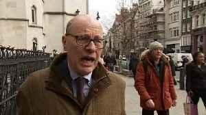 Legal commentator on Caroline Flack CPS decision [Video]