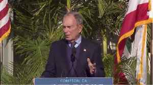 Speculation Mounts That Clinton Will Join Bloomberg As VP [Video]