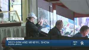Gem and Mineral Show wraps despite early coronavirus concerns [Video]
