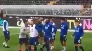 Vídeo mostra insultos a Marega durante o período de aquecimento do Vitória-FC Porto [Video]