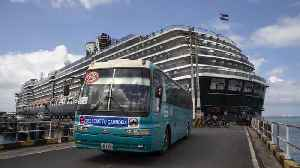 News video: Passenger Let Off Cruise Ship In Cambodia Diagnosed With Coronavirus