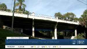 FDOT to replace bridge on Martin Luther King Jr. Street in St. Petersburg [Video]