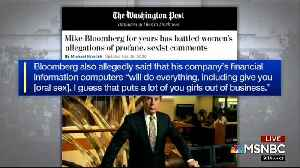 Michael Bloomberg's senior adviser faces tough grilling part 3 [Video]