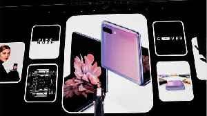 Samsung Galaxy Z Flip expensive to repair [Video]