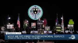 Final call for West Metro firefighter and paramedic Dan Moran [Video]