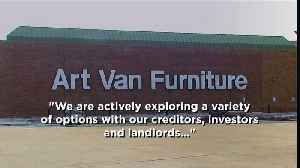 Art Van Furniture responds to reports of possible bankruptcy filing [Video]