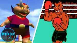 Top 10 Most Difficult Video Game Enemies and How to Beat Them [Video]