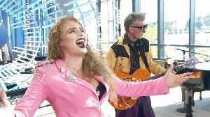 Rocker Alisa Ermolaev Has a Big Voice and Big Personality [Video]
