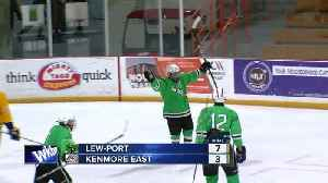 HS Hockey 2/15: Lew-Port, Frontier pick up wins [Video]