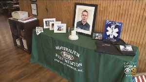 Fundraiser Held For EMT Killed While Responding To Crash [Video]