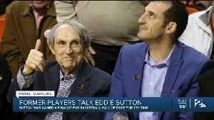 Former Players Talk Eddie Sutton [Video]