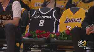 Honoring Kobe Bryant At NBA All-Star Game [Video]
