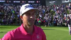 Scott delighted with Riviera win [Video]