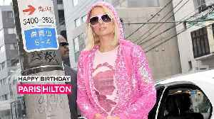5 Times Paris Hilton was Queen of the 2000s [Video]