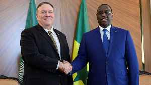 Secretary of State Pompeo: US is assessing Senegal's security [Video]