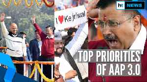 AAP 3.0s top priorities: Patriotic curriculum to free bus rides [Video]