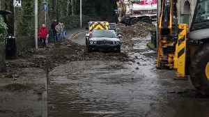 More than 300 flood warnings in place across the UK [Video]