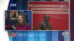 National Constitution Center Offering Free Admission On Presidents' Day [Video]