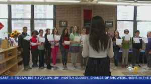 Students In The West Loop Show Support For Wuhan, China Through Song [Video]