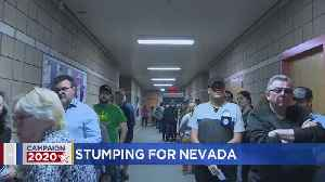 All Eyes On Nevada Caucuses This Weekend [Video]