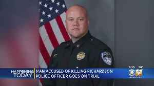 Man Accused Of Killing Richardson Office David Sherrard Goes On Trial [Video]