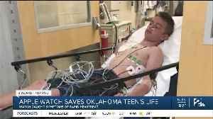 Apple watch saves Oklahoma teen's life [Video]
